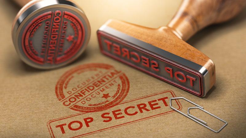 Pour assurer la confidentialité de vos documents