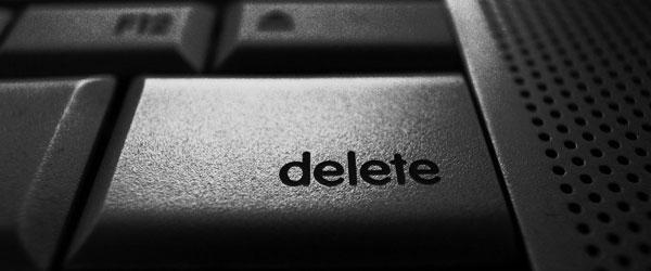 formatage inefficace pour confidentialité destrudata