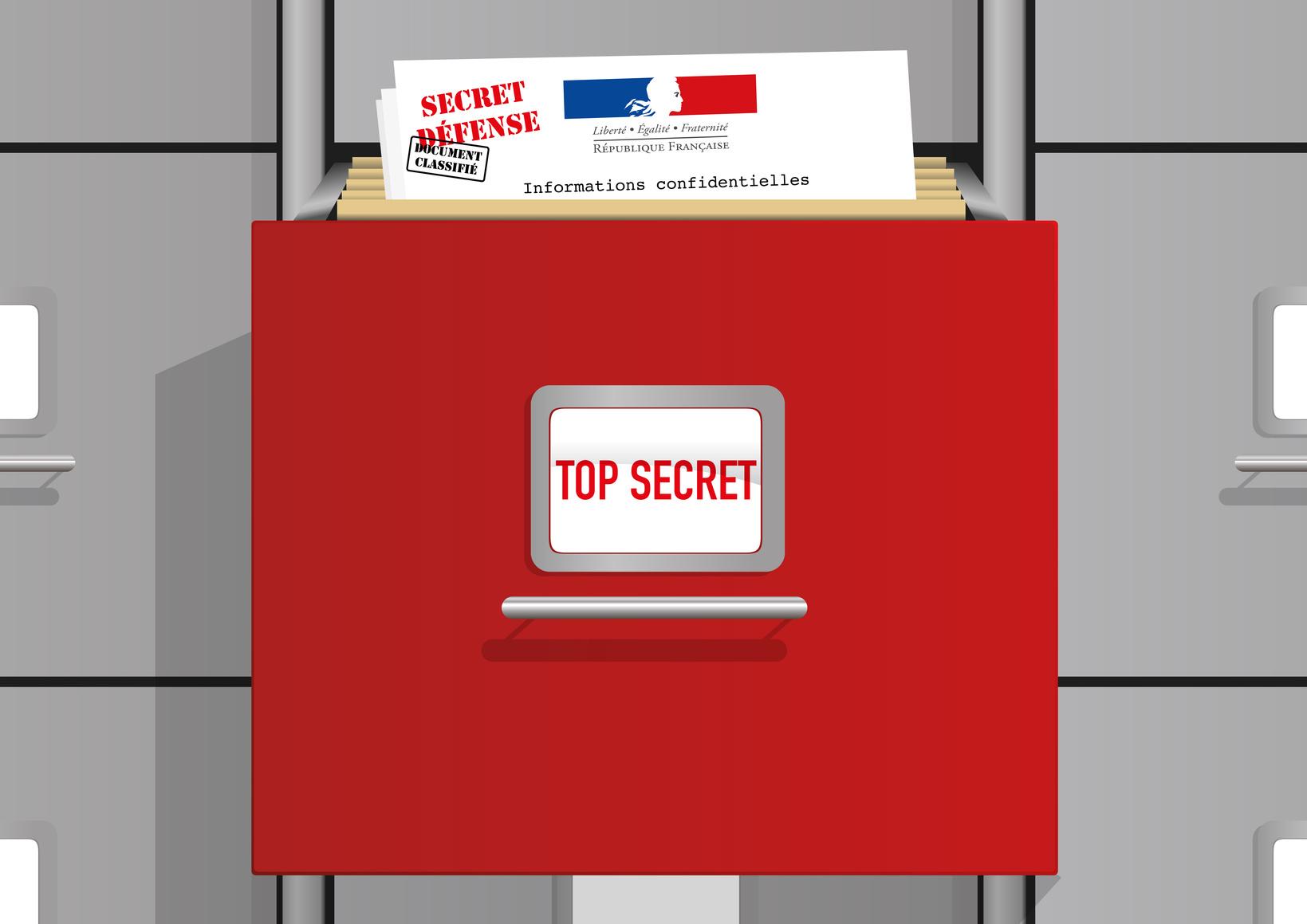 Documents secret défense