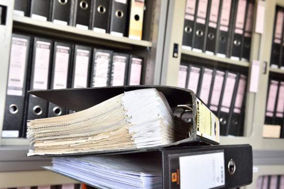 Audit documents professionnels