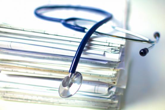 Détruire documents médicaux