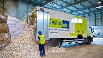 destruction de documents